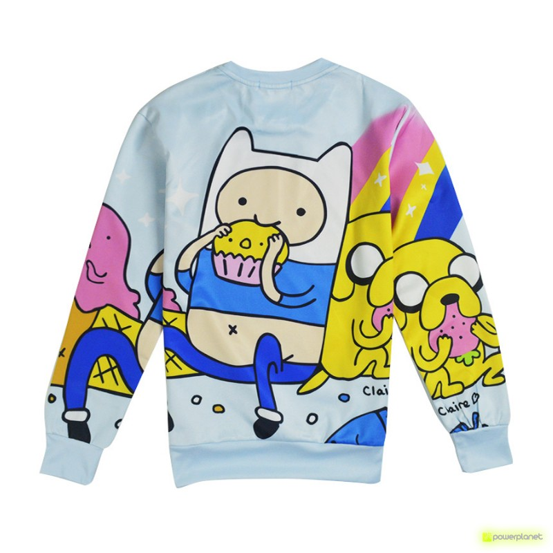 Suéter Finn the human and Jake the dog - Item1