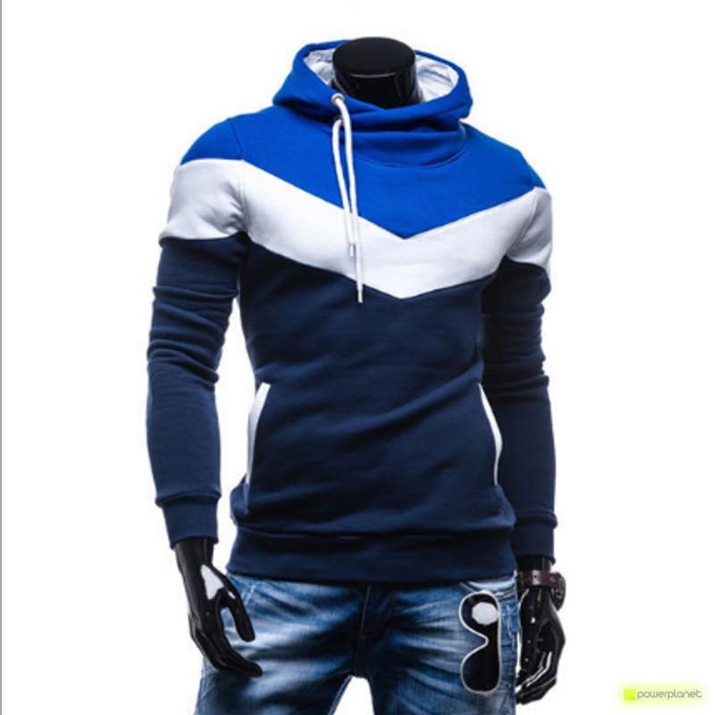 Suéter Victory azul - Homen