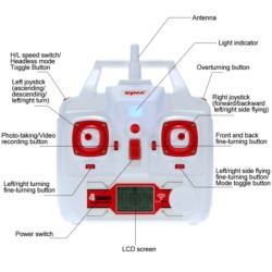 Drone Syma X8HG - Item5