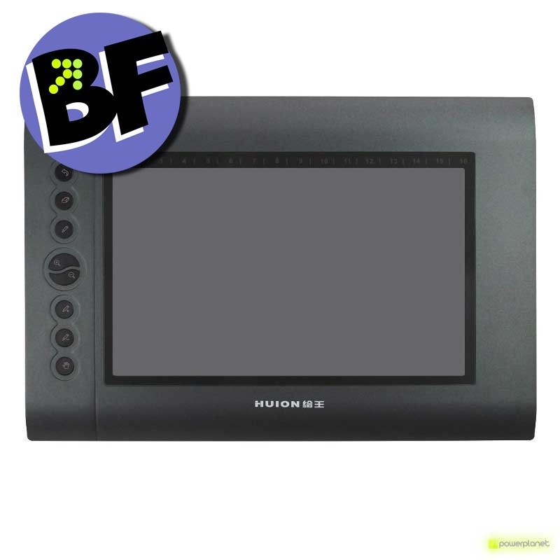 Tableta digitalizadora Huion H610