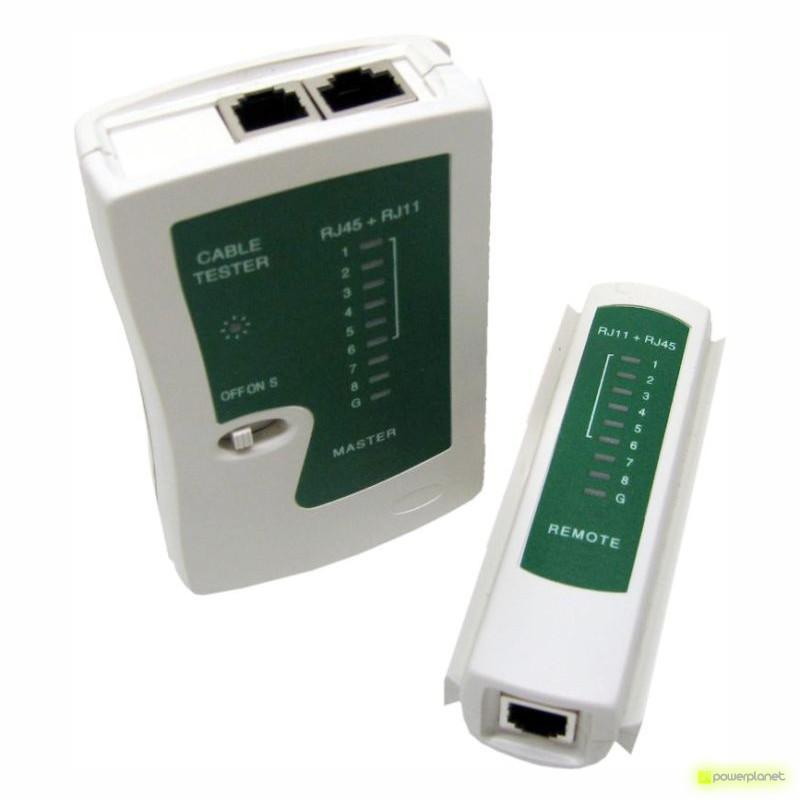 Tester para red LAN - Ítem1