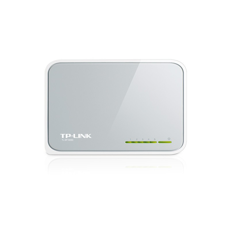 TP-Link TL-SF1005D for Desktop Switch 5-port 10/100 Mbps