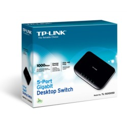TP-Link TL-SG1005D for Desktop Switch 5-port Gigabit - Item4