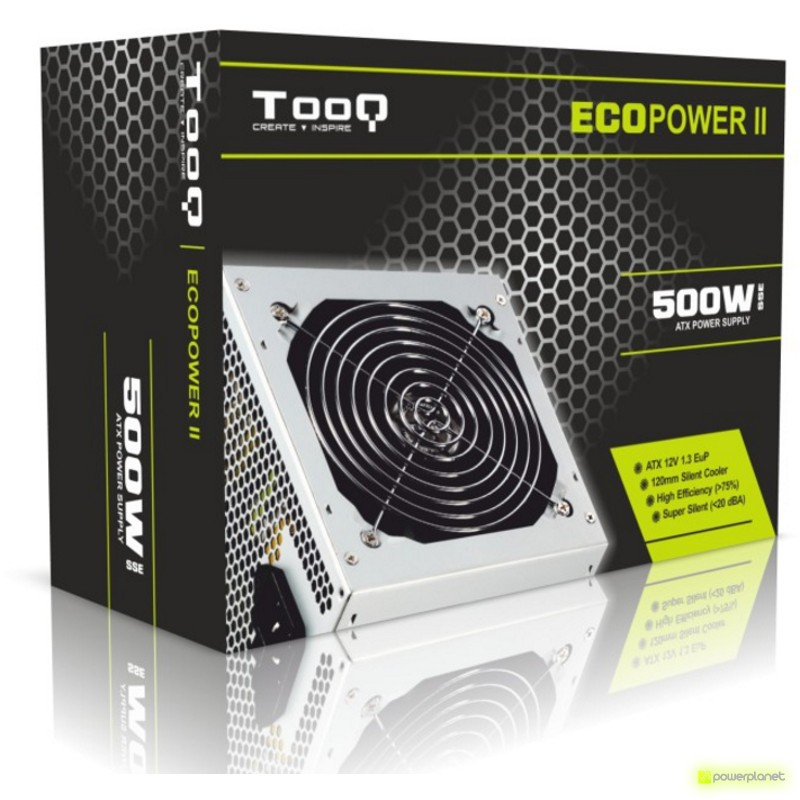 Tooq TQEP-500SSE 500W - Ítem2