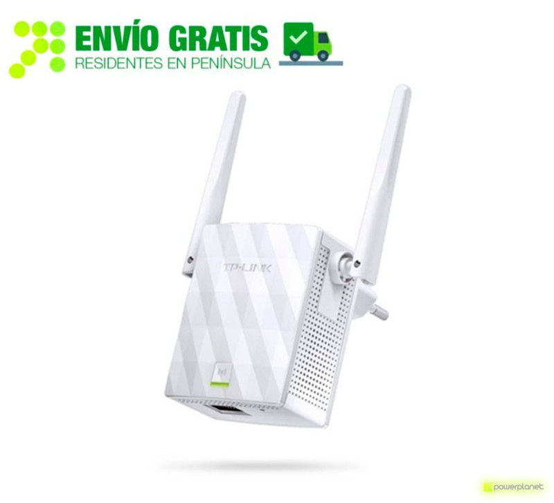TP-LINK TL-WA855RE Coverage Extender Wi-Fi 300Mbps