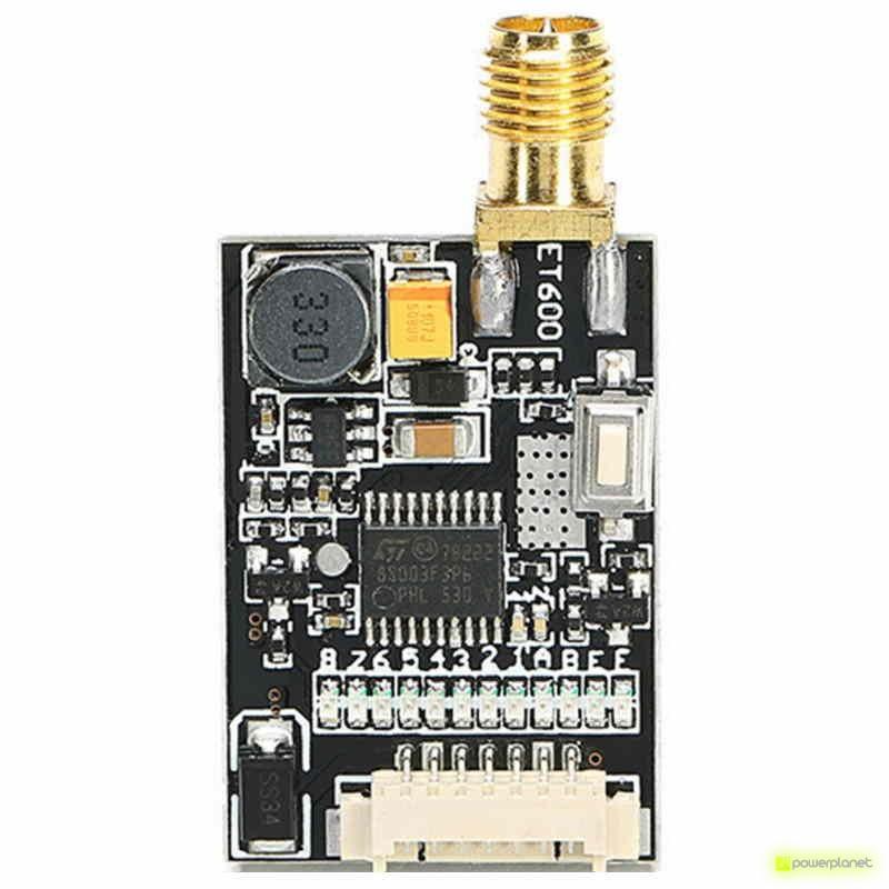 Transmisor FPV Eachine ET600R con Raceband - Ítem2