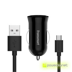 Tronsmart CC1Q Carregador de Carro USB Quick Charge 2.0 - Item2