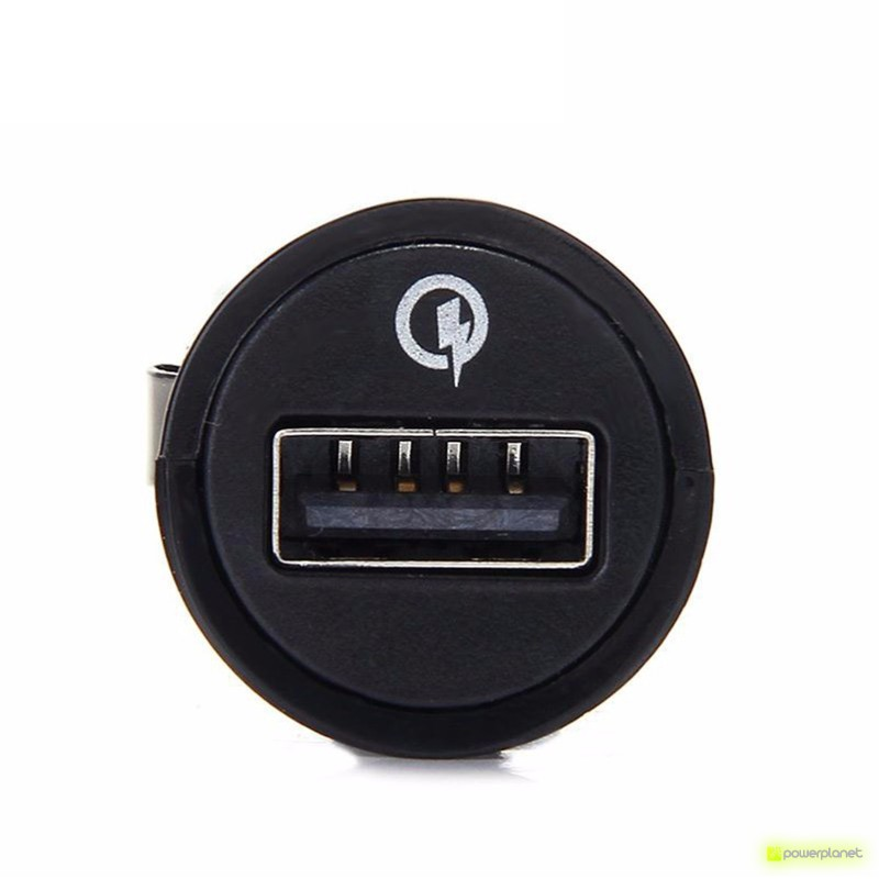 Tronsmart CC1Q Carregador de Carro USB Quick Charge 2.0 - Item3
