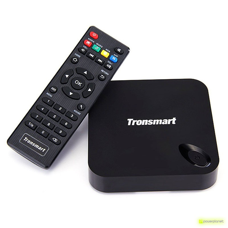 Tronsmart MXIII Plus 2GB/16GB - Item1