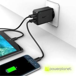 Tronsmart TS-WC2F USB Quick Charge 2.0 de 2 Puertos - Ítem2