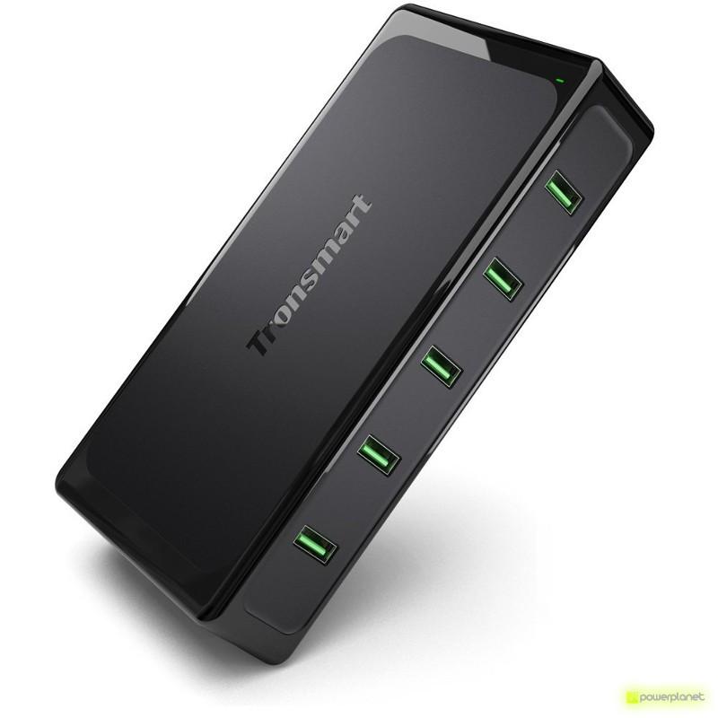 Tronsmart UC5F USB Quick Charge y VoltIQ 2.0 de 5 Portas