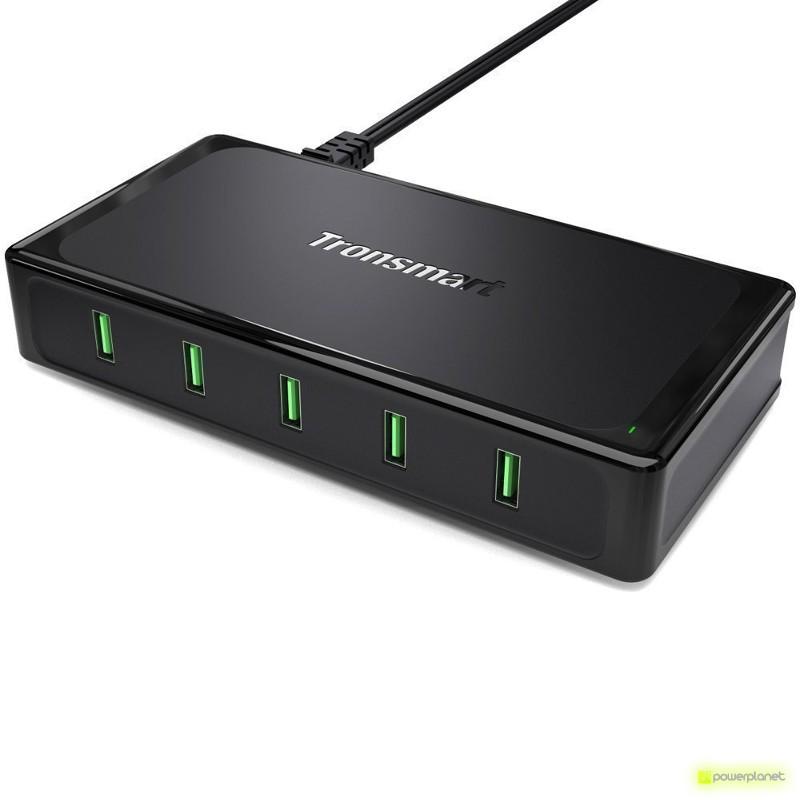 Tronsmart UC5F USB Quick Charge y VoltIQ 2.0 de 5 Portas - Item2