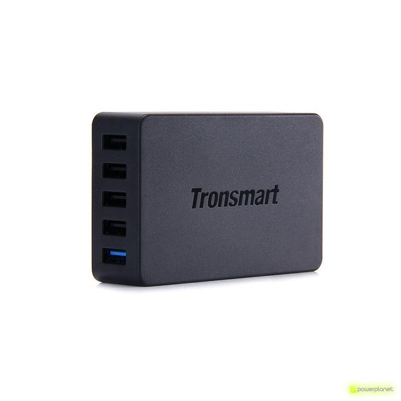 Tronsmart UC5PC USB Quick Charge 2.0 de 5 Puertos - Ítem