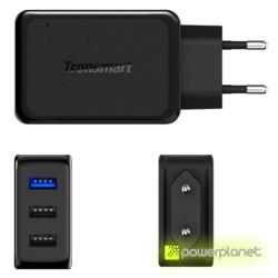 Tronsmart W3PTA USB Quick Charge 3.0 de 3 Portas - Item1