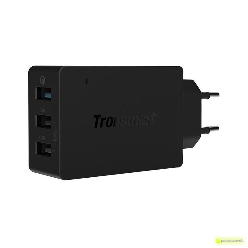 Tronsmart WC3PC USB Quick Charge 2.0 de 3 Portas