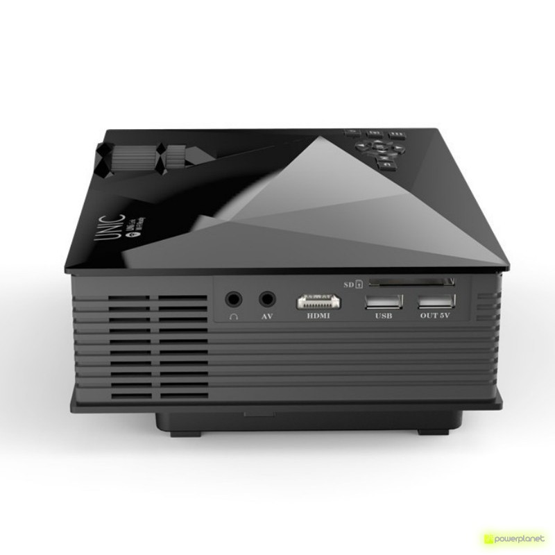 Mini Projector UNIC UC46 - Item1