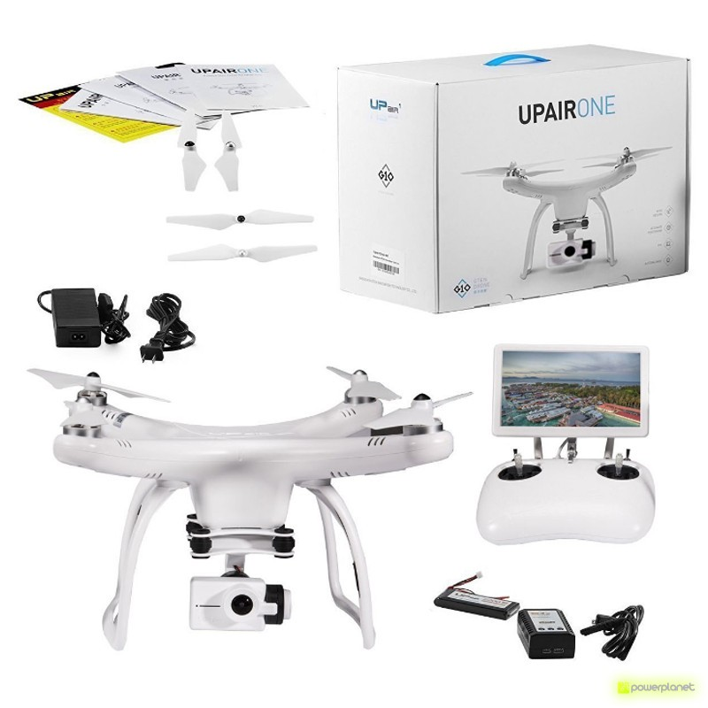 Drone UpAIR One 4K - Ítem8