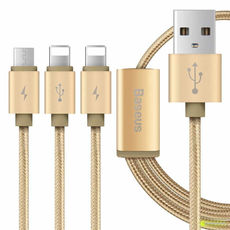 USB Tipo C+Micro+Ligthtning - Item1