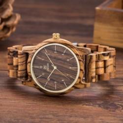 Reloj de Madera Uwood W3344 - Ítem1