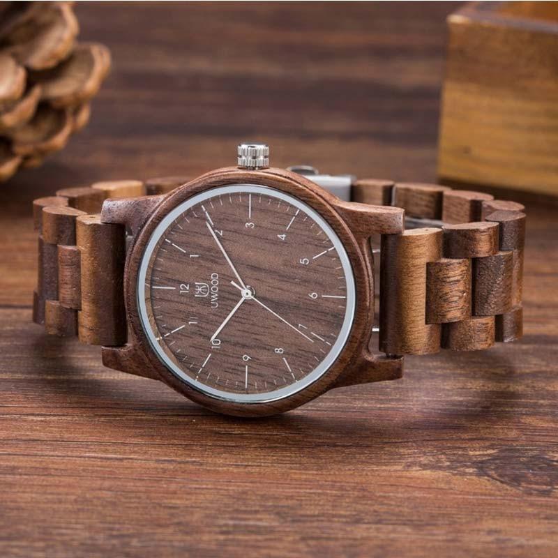 Reloj de Madera Uwood W3344 - Ítem2