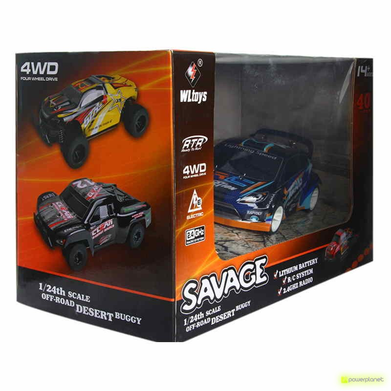 WlToys A242 RC Car 1/24 4WD - Item6