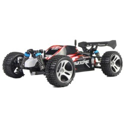 WlToys A959 RC Car 1/18 4WD - Item5