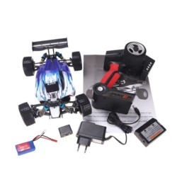 WlToys A959 RC Car 1/18 4WD - Item7