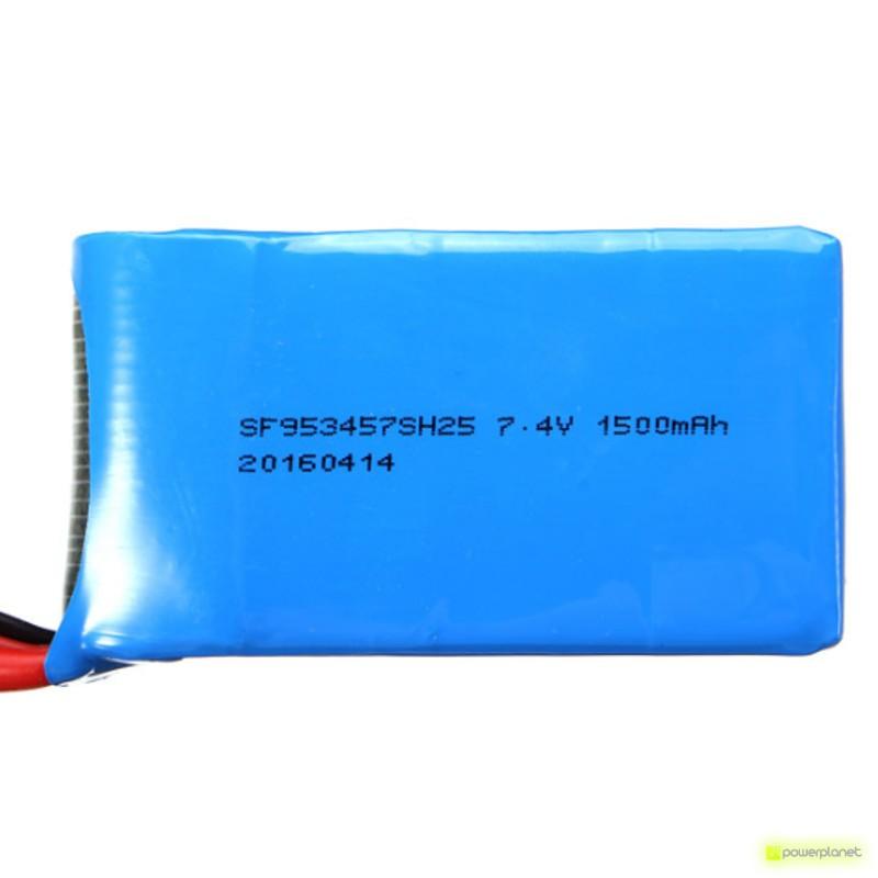 Batería 1500 mAh Li-Po WLToys A979-B - Ítem1