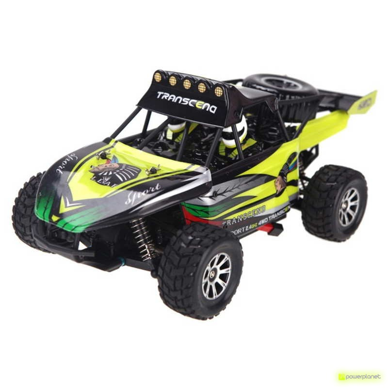 WlToys K929 RC Car 1/18 4WD - Item