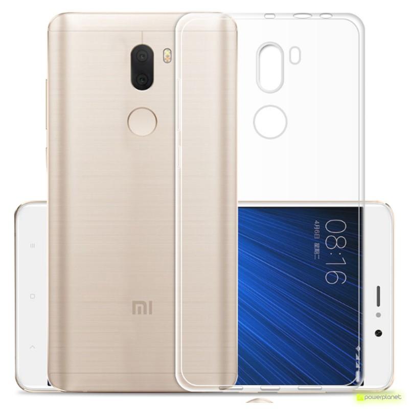 Funda de Silicona Xiaomi Mi5S Plus