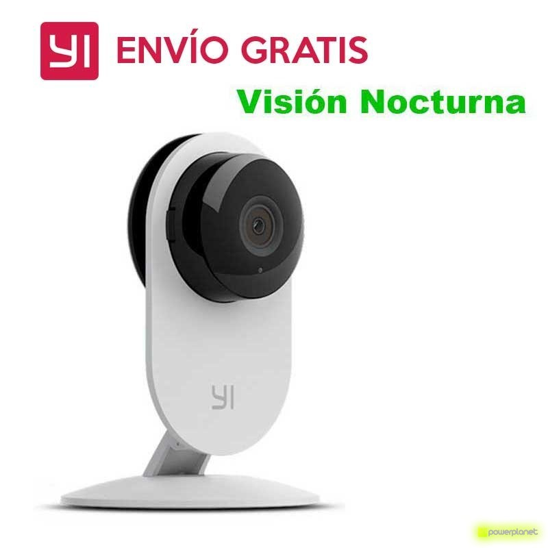YI Home Camera en color Blanco