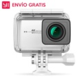 YI 4K Action Camera Branco Case Kit