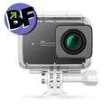 YI 4K Action Camera Negro + Carcasa