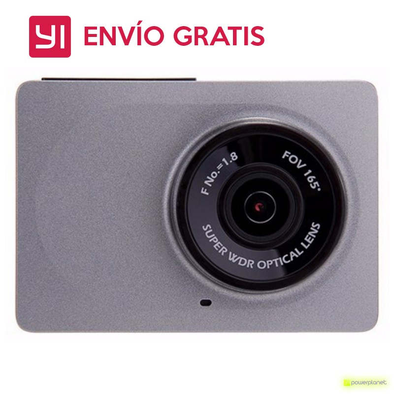 YI Dash Camera Gris