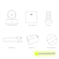Yi Dome Camera - Item7