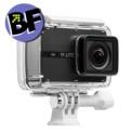 YI Lite Action Camera + Carcasa
