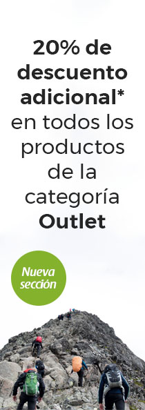 20% adicional en Outlet