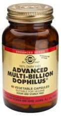 Multi Billion Dophilus Avanzado 60 Cápsulas vegetales