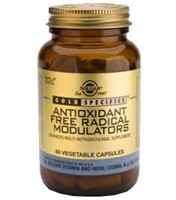 GS® Antioxidant Free Radical Modulators 60 cápsulas vegetales