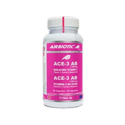 ACE-3 AB 1000mg 30 Cápsulas