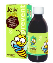 Jelly Kids Prevent 250ml Jarabe Sabore Fresa
