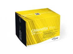 Chlorella Plus 1000 mg 120 comprimidos