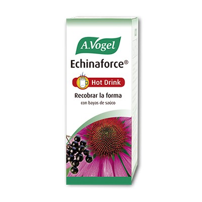 Echinacea hot drink 100 ml de A Vogel.