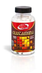 Glutamina 100 Cáps 596mg