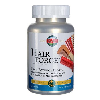Hair Force 60 Comprimidos