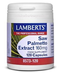 prostata extracto saw palmetto