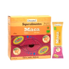 Superaliemento Maca 20 sticks de DRASANVI