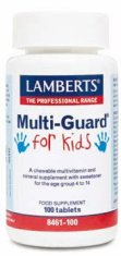 Multi-Guard® for Kids 100 tabletas