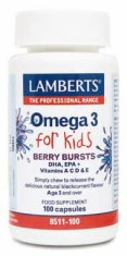 Omega 3 for Kids 100 cápsulas