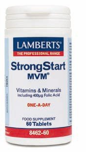 StrongStart MVM® 60 tabletas